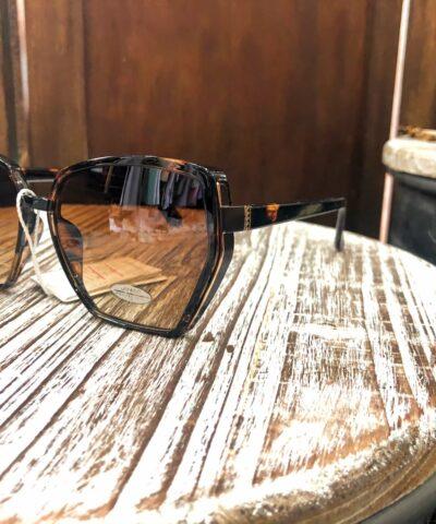 Πολυγωνικά κοκάλινα γυαλιά (9083)