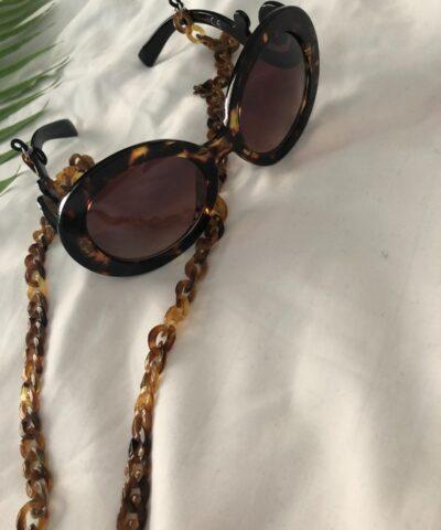 Κοκκάλινα leopard γυαλιά (9030)